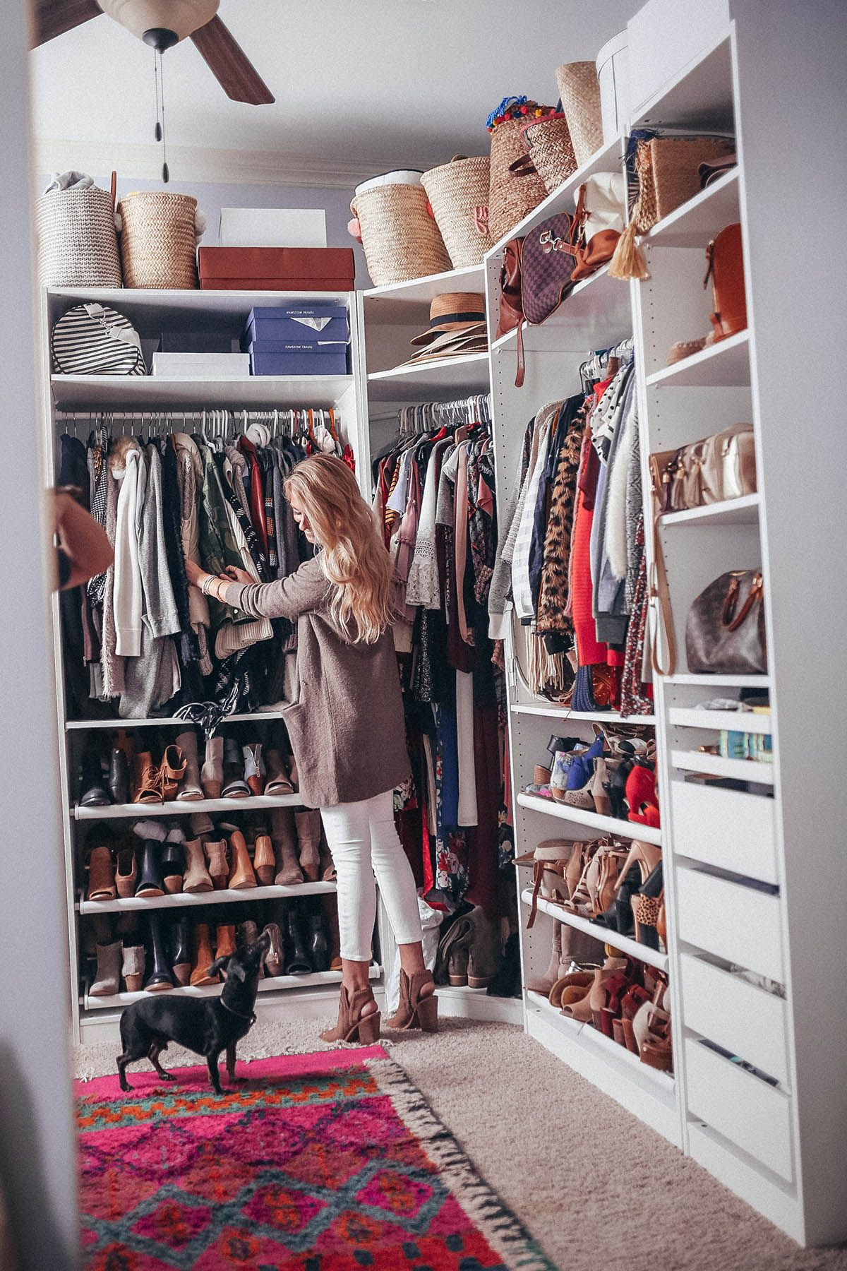 How To Clean Out Your Closet Closet Organization Tips Master Bedroom Closets Organization Bedroom Organization Closet Closet Bedroom