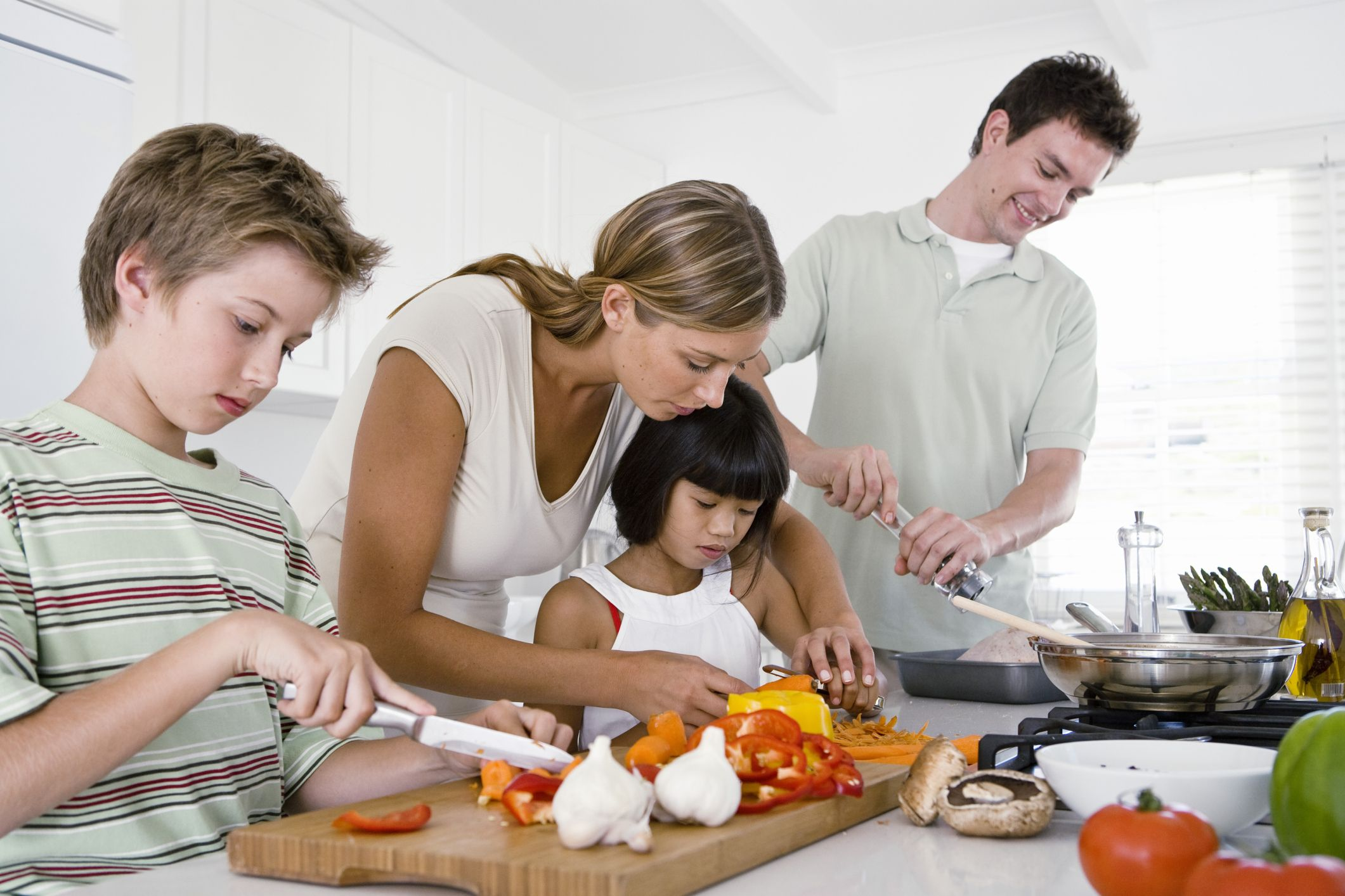 a personal account of enjoying cooking and bonding with my parents Cooking meals, doing laundry, and you turn chores into bonding time while teaching valuable skills the job of a mother isn't to be a personal assistant.