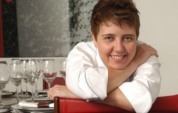 """Roberta Sudbrack - """"Cozinheiro não pode ter ideologia política"""" (Foto: O Globo)"""