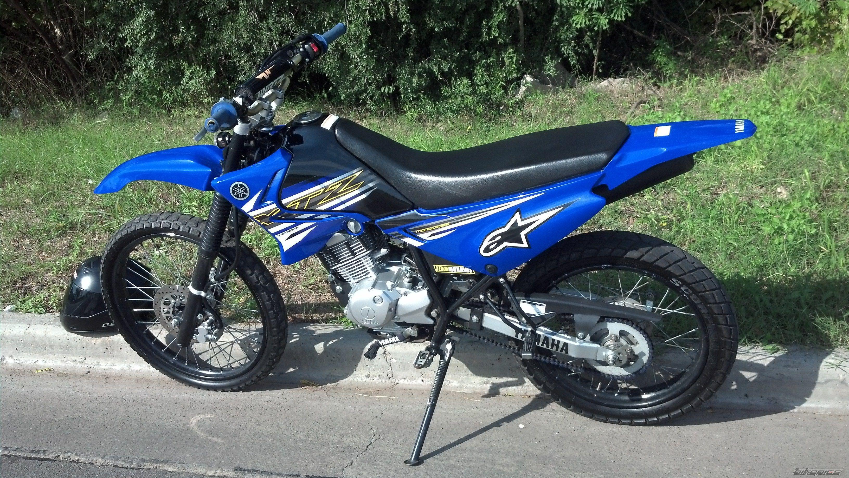 2014 yamaha xtz 125 motorcycle photo motos deportivas for Yamaha xtz 125