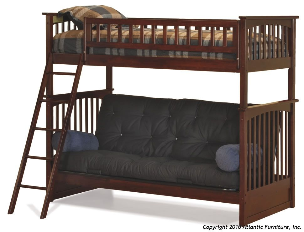 Futon Bunk Bed Beds