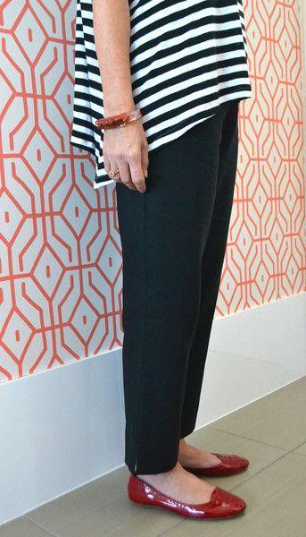 Laura Pant Pattern - Patterns - Tessuti Fabrics - Online Fabric Store - Cotton, Linen, Silk, Bridal & more