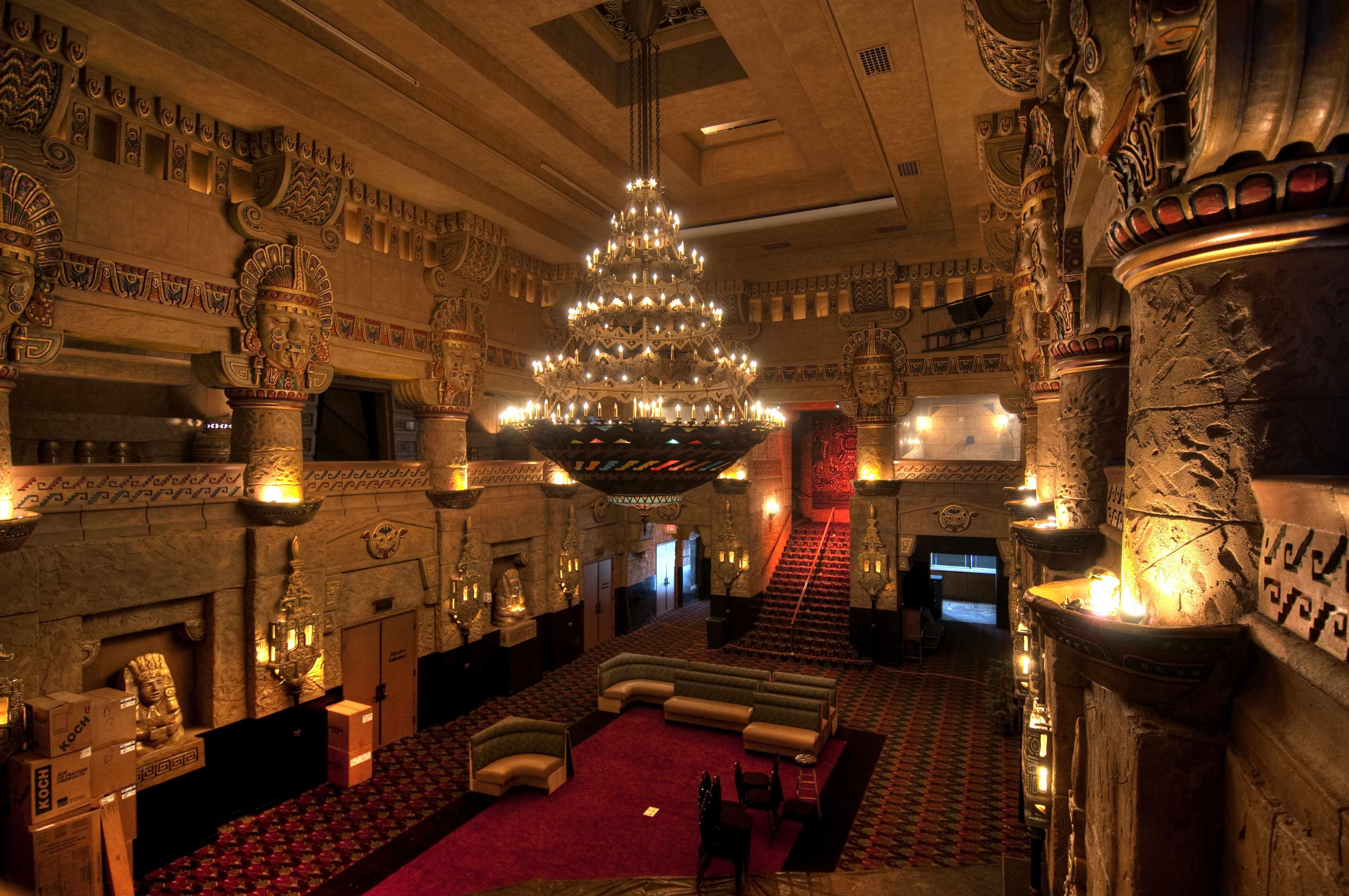 Aztec Theater San Antonio Texas San Antonio S Best