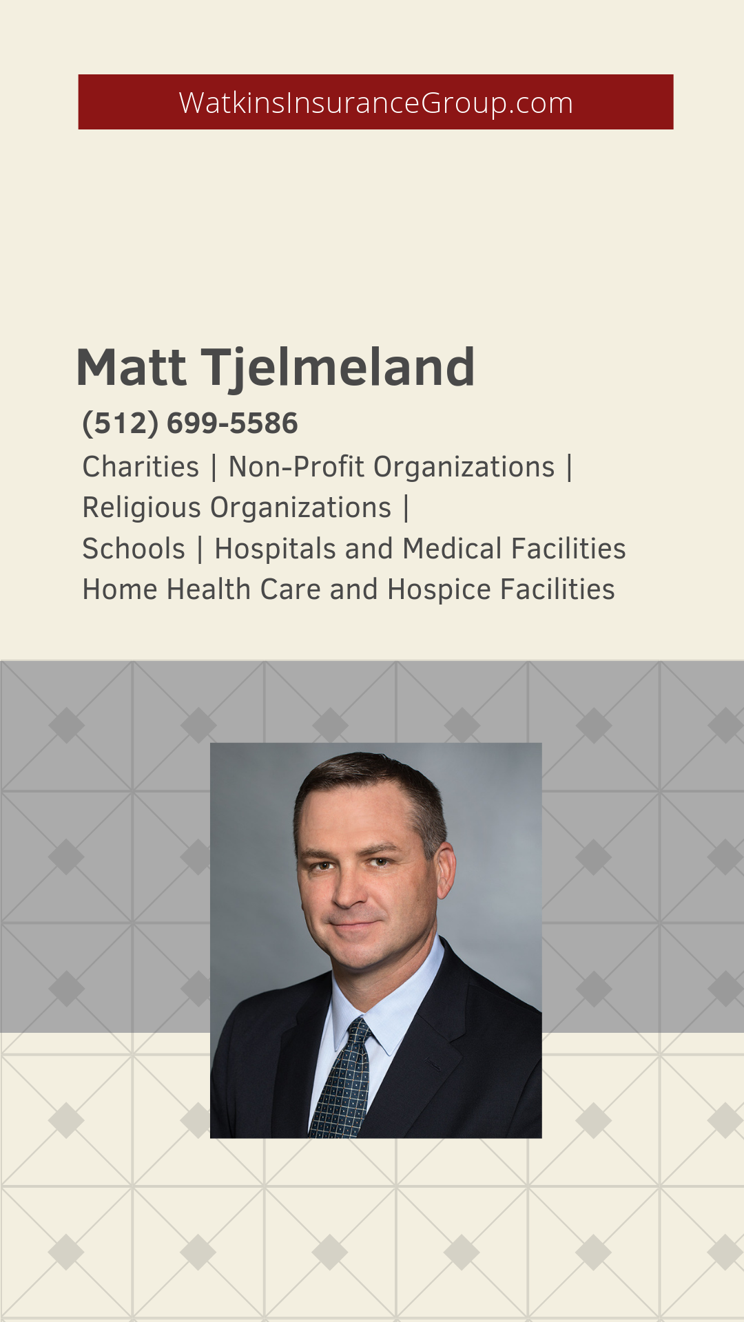 Matt Tjelmeland | Social services, Home health care ...