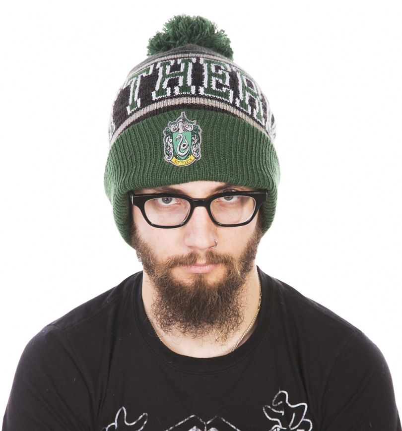 Wizard bobble hats