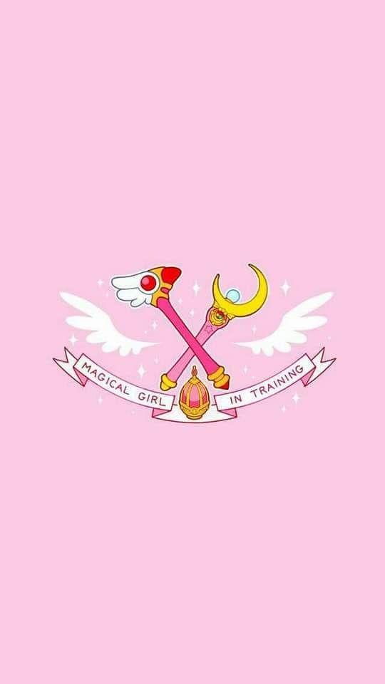 Pin By Judd On Cardcaptor Sakura Sailor Moon Wallpaper Sailor Moon Art Sakura Card