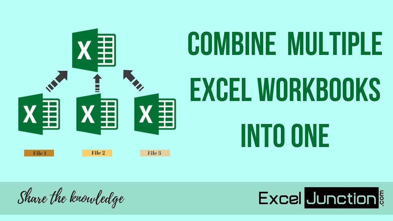 38++ Excel combine worksheets into one workbook Popular