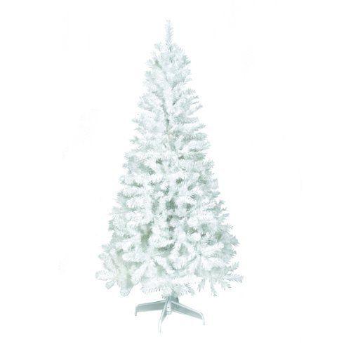 6ft White Premium Artificial Christmas Xmas Tree Affiliate