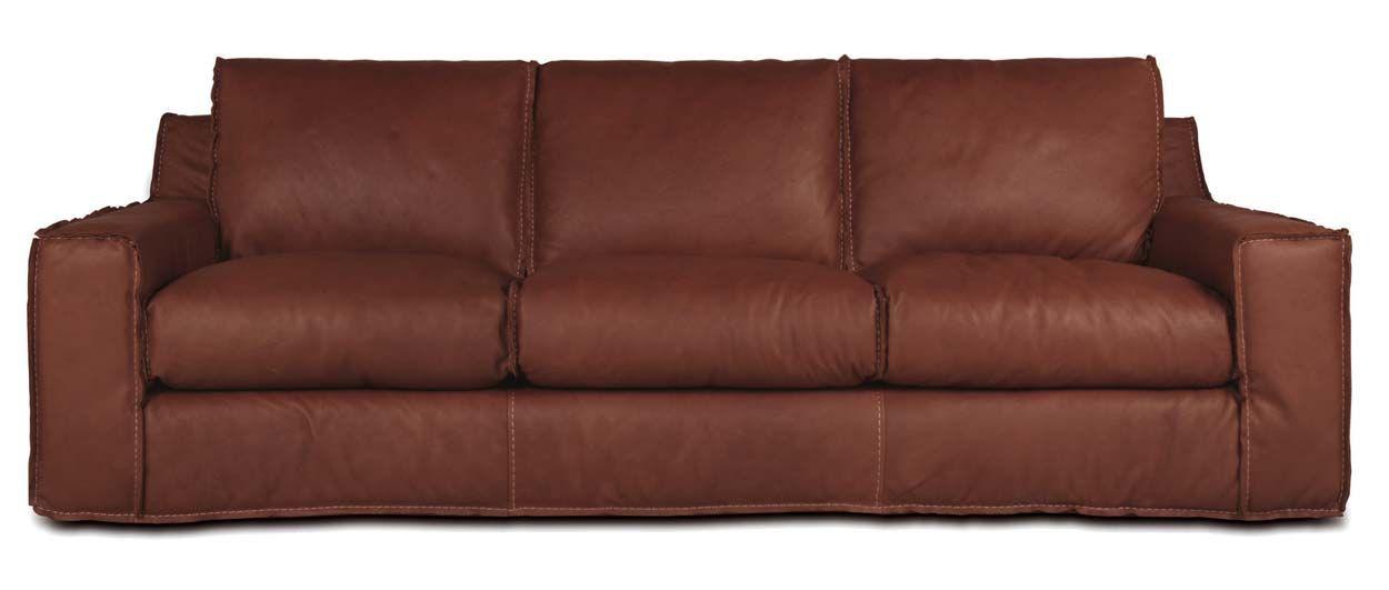 Eleanor Rigby Aspen Leather Sofa Leather Sofa Sofa Cushion Design
