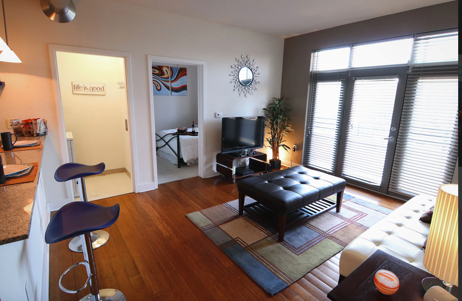 Cedar Broad Shockoe in 2020 Richmond apartment, Floor