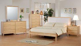 Elegant Natural Wood Furniture