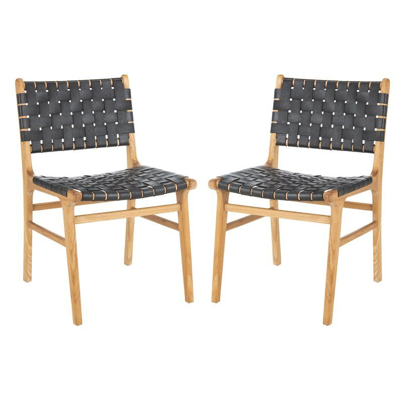 Park Art My WordPress Blog_Woven Leather Dining Chair Target