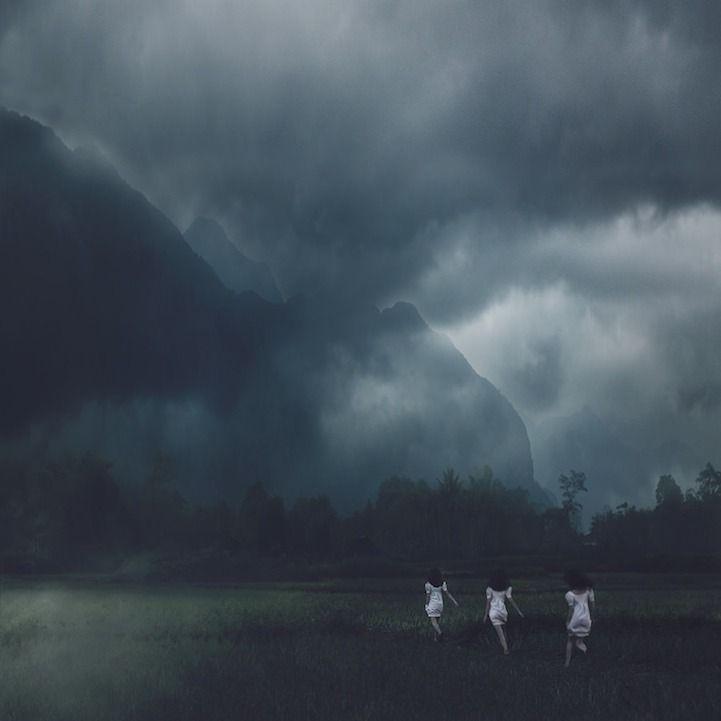Some girls wander by mistake, Christine Muraton
