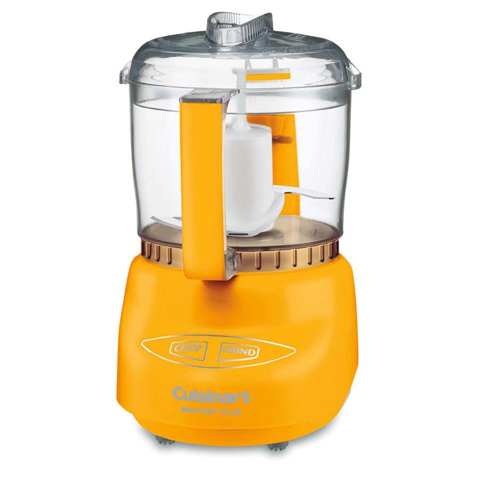 Cuisinart mini chopper in orange food processor recipes
