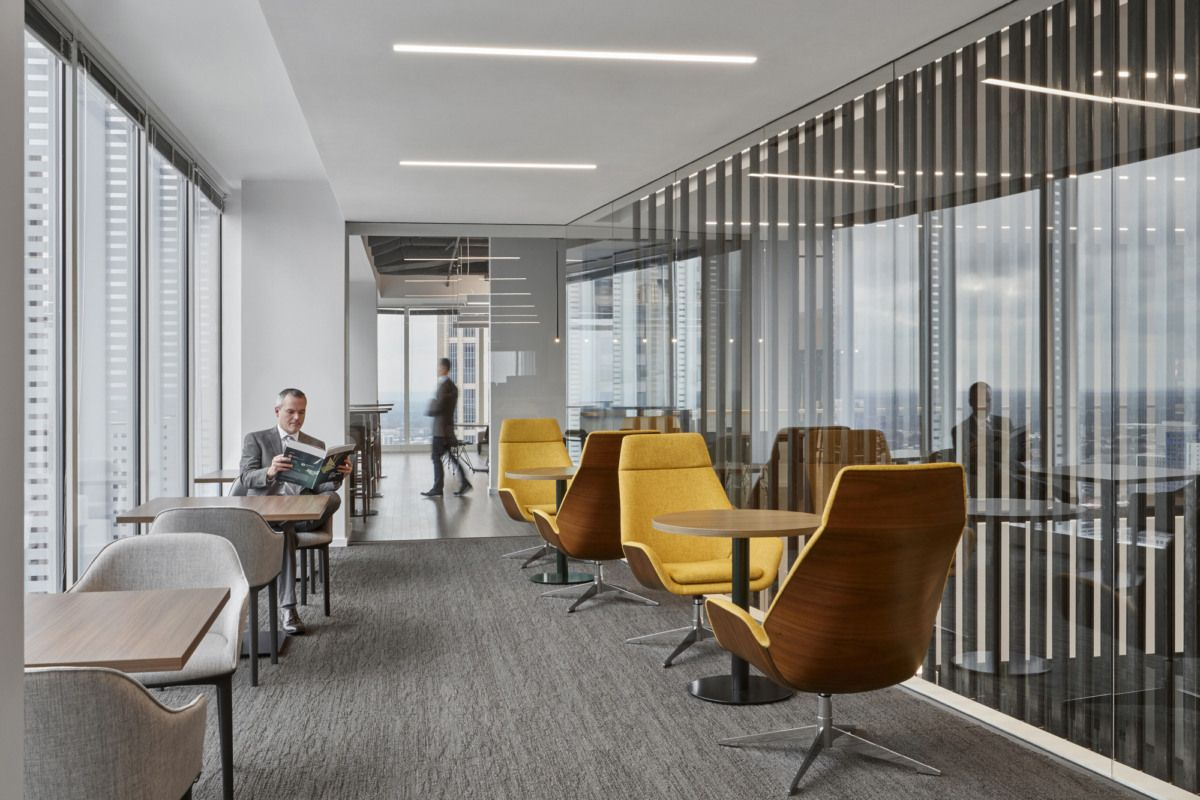 Cushman Wakefield Offices Atlanta 12 Healthcare Design
