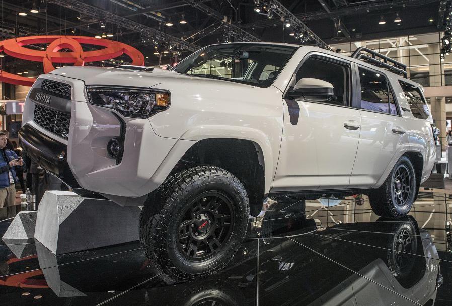2019 Toyota 4runner Trd Pro Redesign Price Release Date Review Toyota 4runner Trd 4runner Trd Pro Toyota 4runner