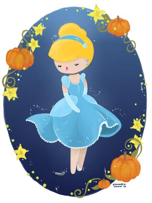 Cinderella by Alexandra Coward