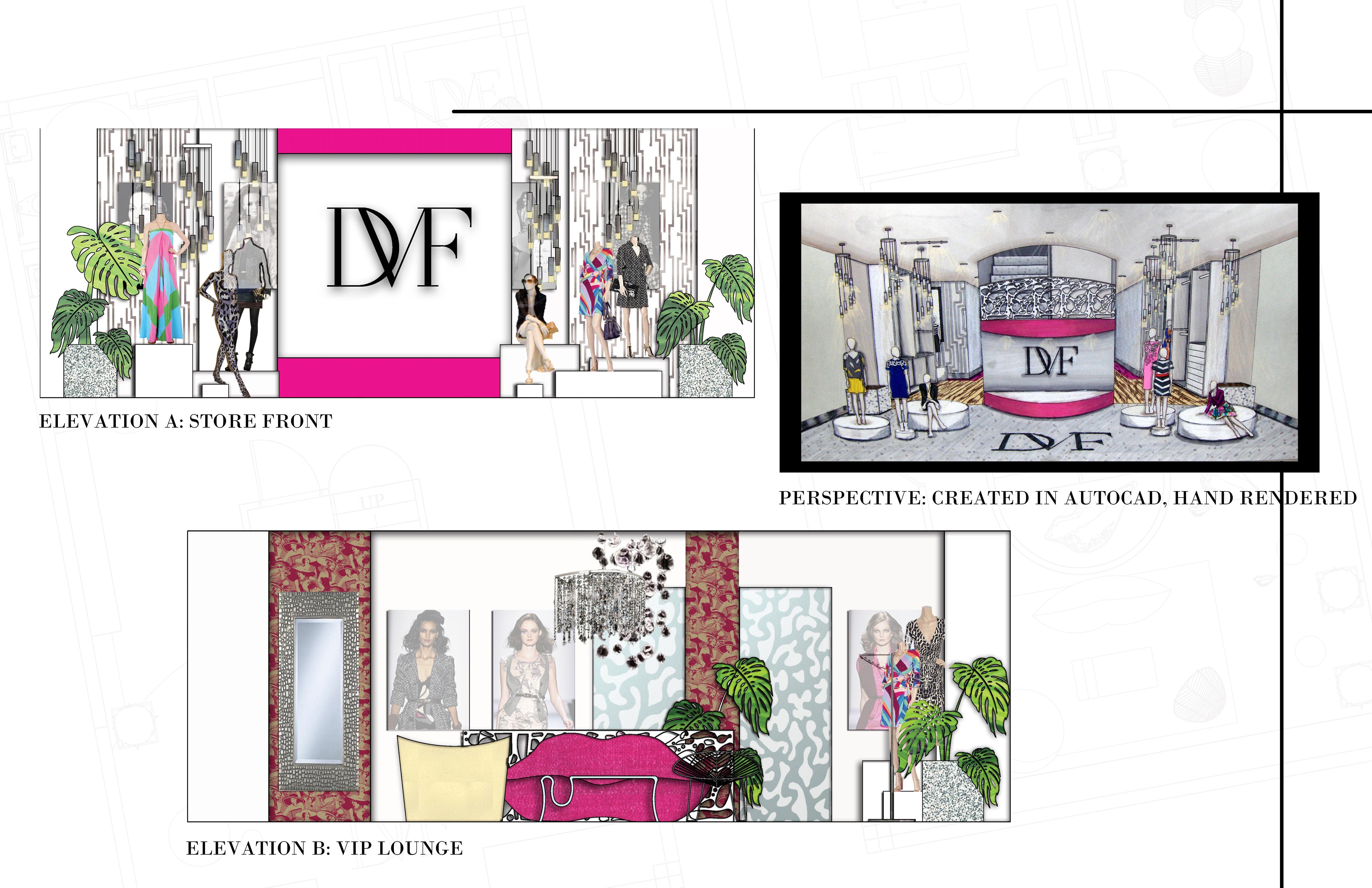 Interior Design Student Portfolio   ASID