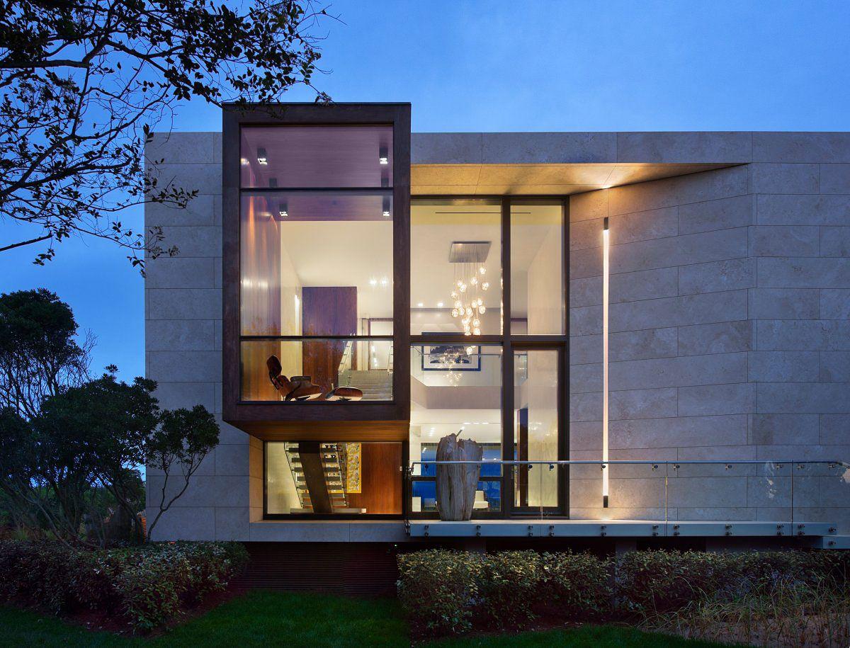 Bay Window Exterior Pictures Minimalist Interior big window modern architecture | of modern new york residence
