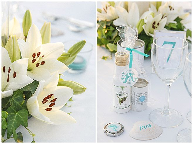 Die Lilie Ist Auch Als Tischdekoration Fur Eine Hochzeit Ein Schoner