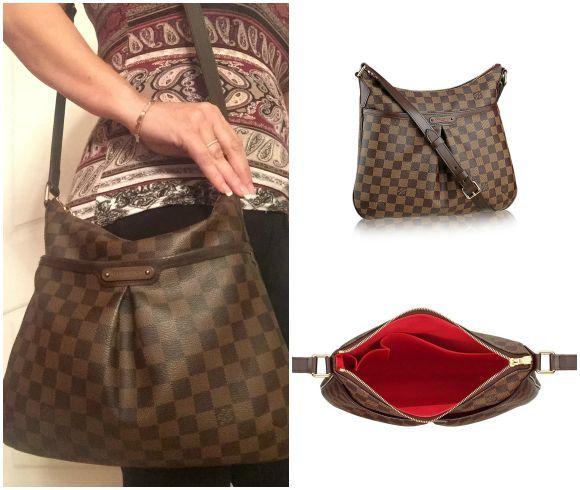 e865e41a4e7b Louis Vuitton Damier Bloomsbury Handbag