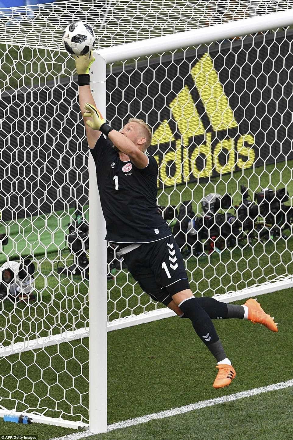 dinamarca copa del mundo 2018