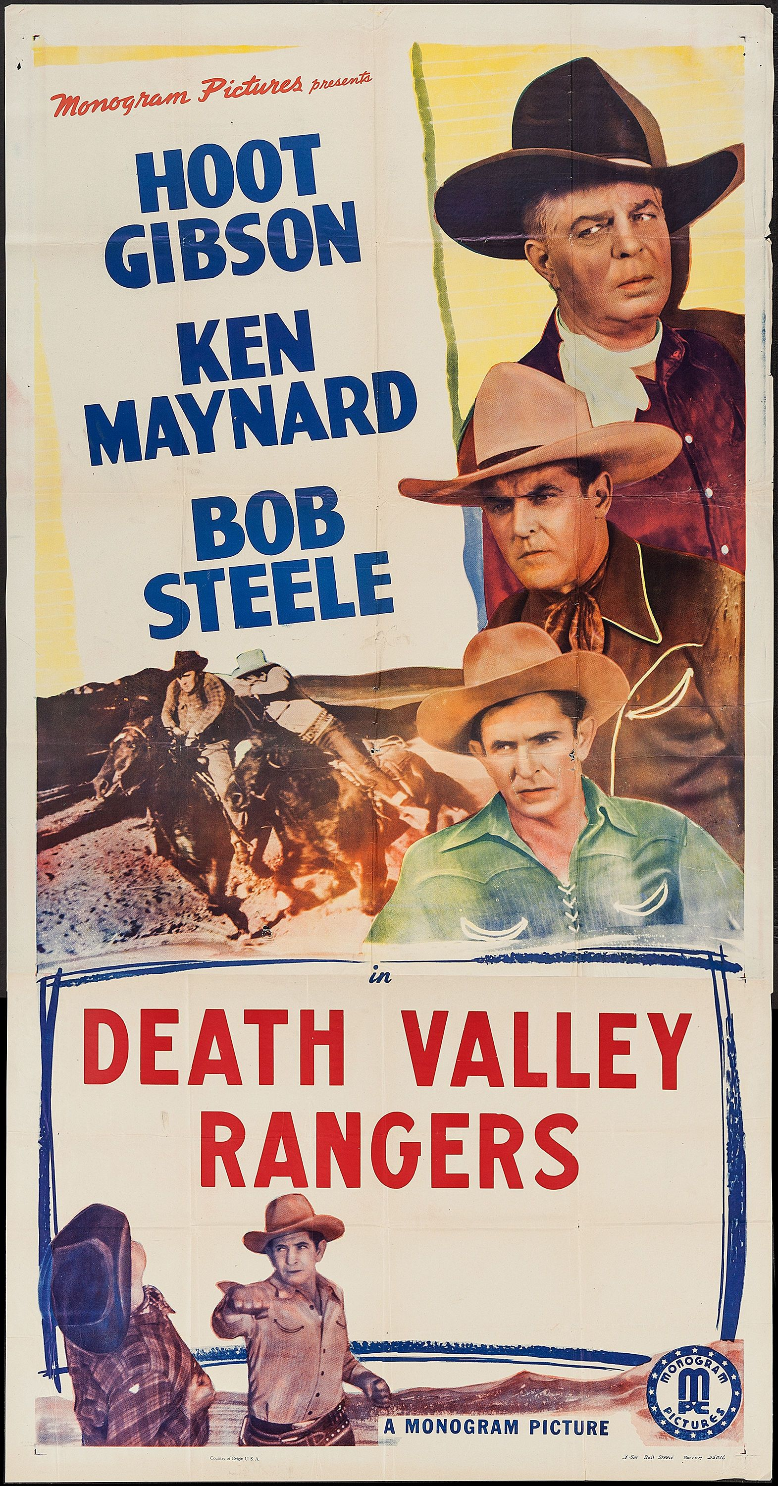 Watch Death Valley Rangers Full-Movie Streaming