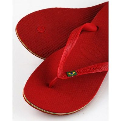 3d14ed4dfff1b Havaianas Brasil Red at Flopestore Malaysia