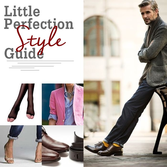 {Styling} Little Perfection Style Guide