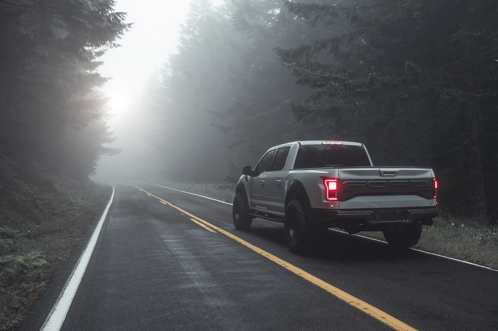 Behance Search Ford Raptor Automotive Photography Ford