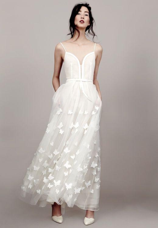 Kaviar Gauche Papillon D'Amour Bridal Couture Collection 2015Beyond Beyond – The Show ™ // Wedding Blog // Bridal Fashion // Wedding Inspiration