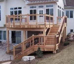 Decks.com. The Trouble With Stairs