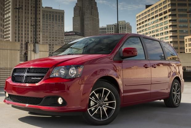 The Dodge Grand Caravan Keeps Going And Going Dependable Dodge