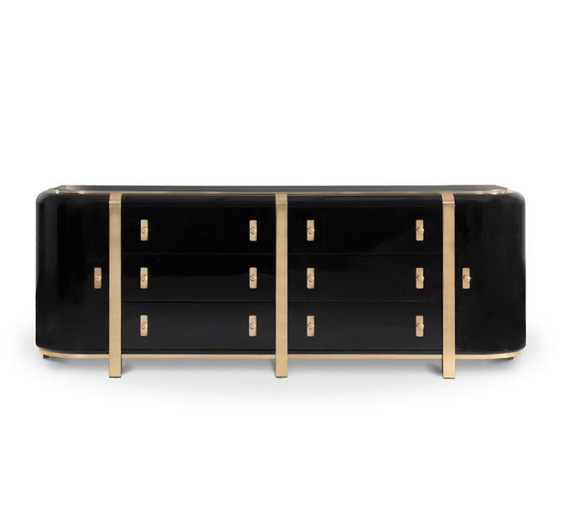 Top 20 Modern Sideboards Modern sideboard, Creative and Furniture - boca do lobo sideboard designs