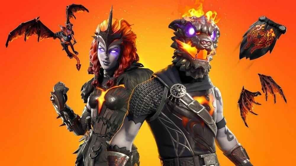 Fortnite Lava Legends Pack XBOX LIVE Key UNITED STATES