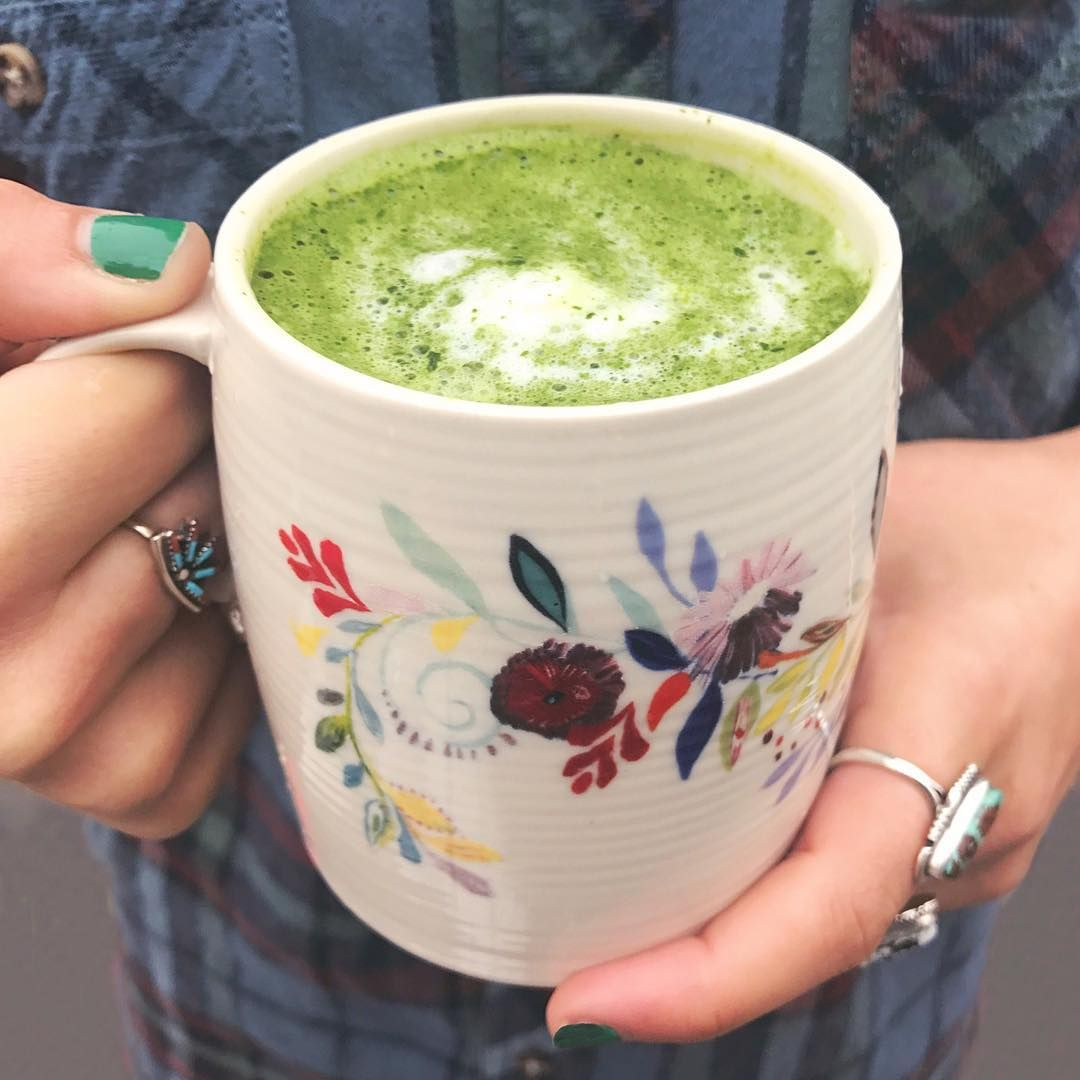 We Call For Matcha Monday! Try A Matcha Latte For A Much
