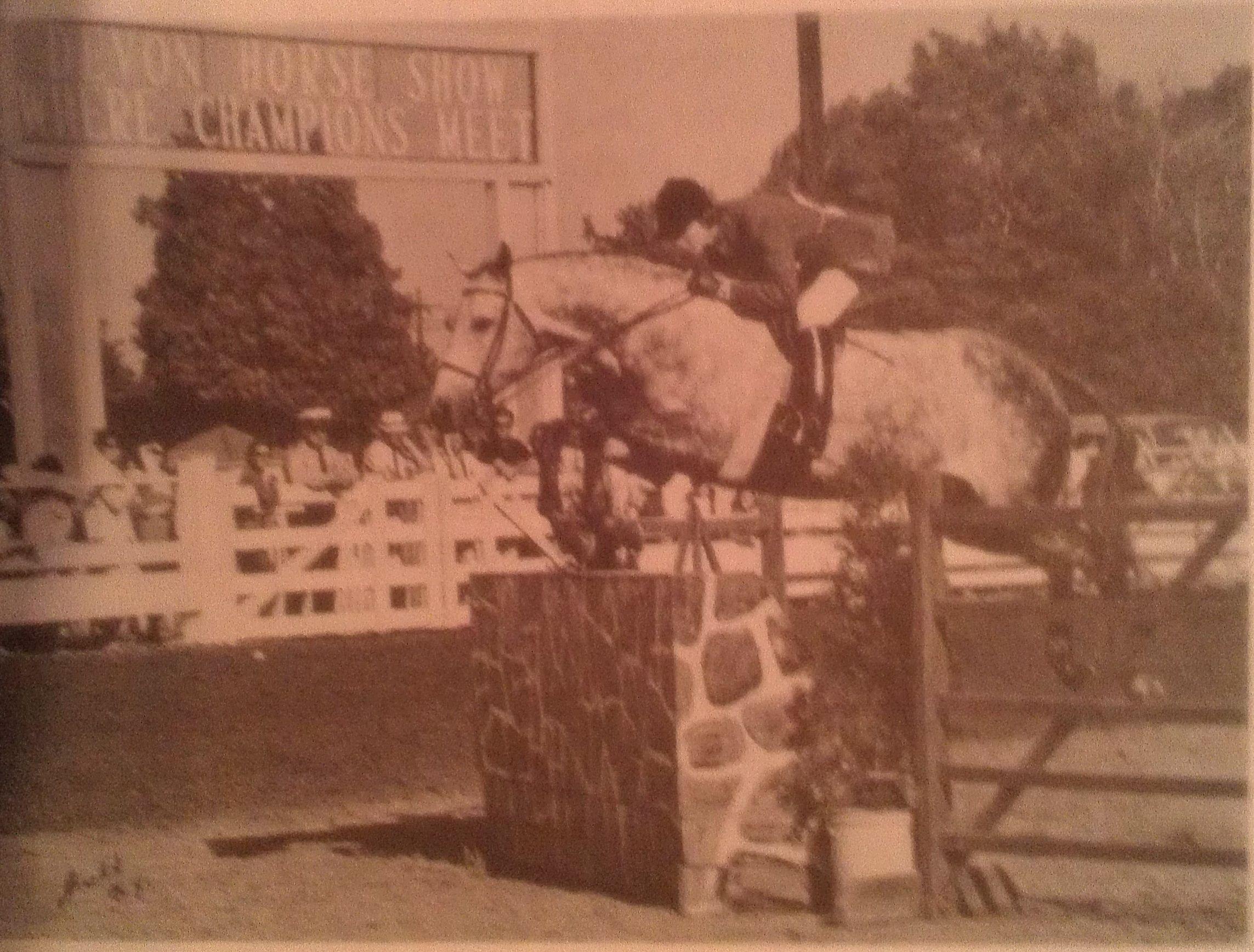 Goodboy Dee Amp Kip Rosenthal At Devon In 1967 Jr Hunter Of