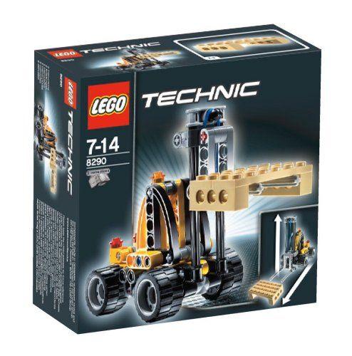 Lego Technic 8290 Mini Gabelstapler Geschlecht Jungen Ab 7 14 Jahre 89 Anzahl Teile Toy Toys And Games Lego Technic Gabelstapler Lego