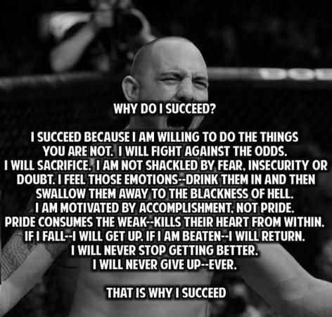 Best Fitness Motivation Pictures | Why do I succeed?