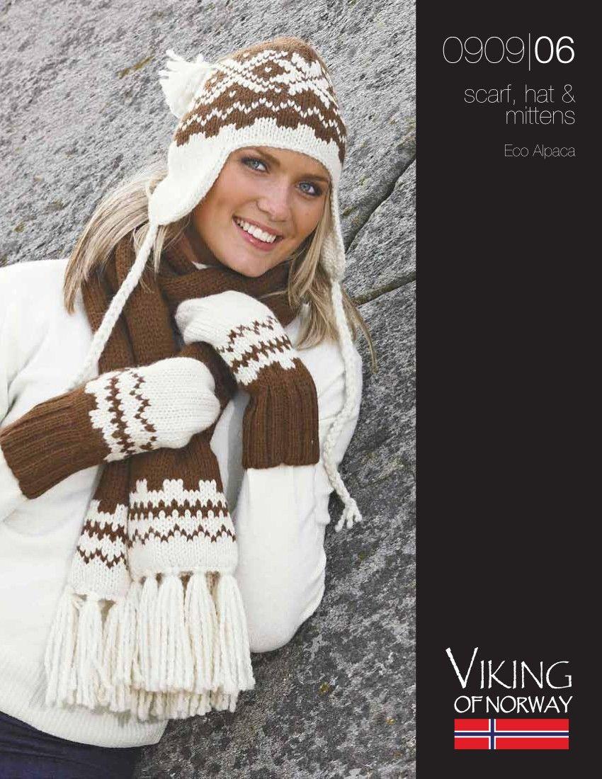 e2ba342e4ab2e Knitting Patterns Galore - Eco Alpaca Scarf