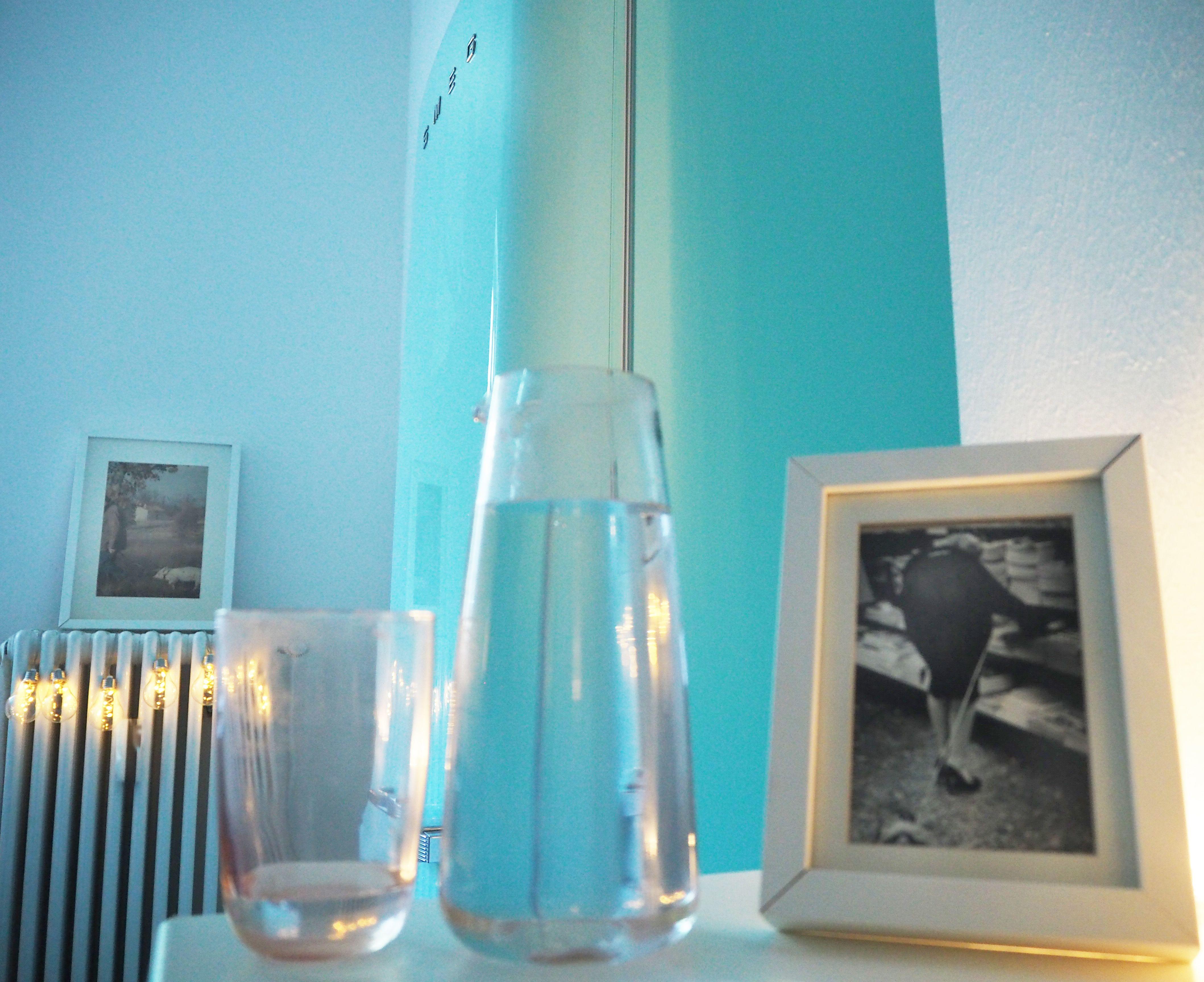 Smeg Kühlschrank Pastellgrün : Mein versuch: 8 wochen lang mehr wasser zu trinken