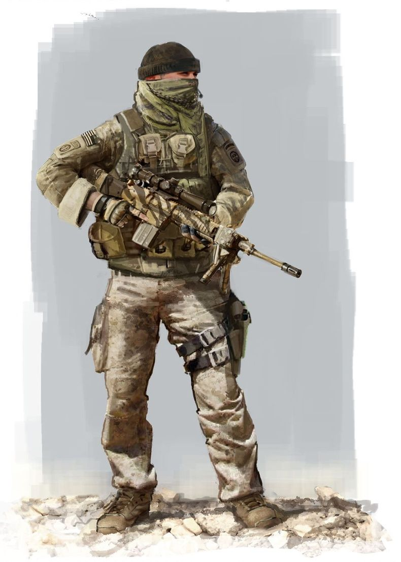 red river soldier ghost recon pinterest 2d concept