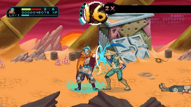 Unusual fighter Way of the Passive Fist coming next month