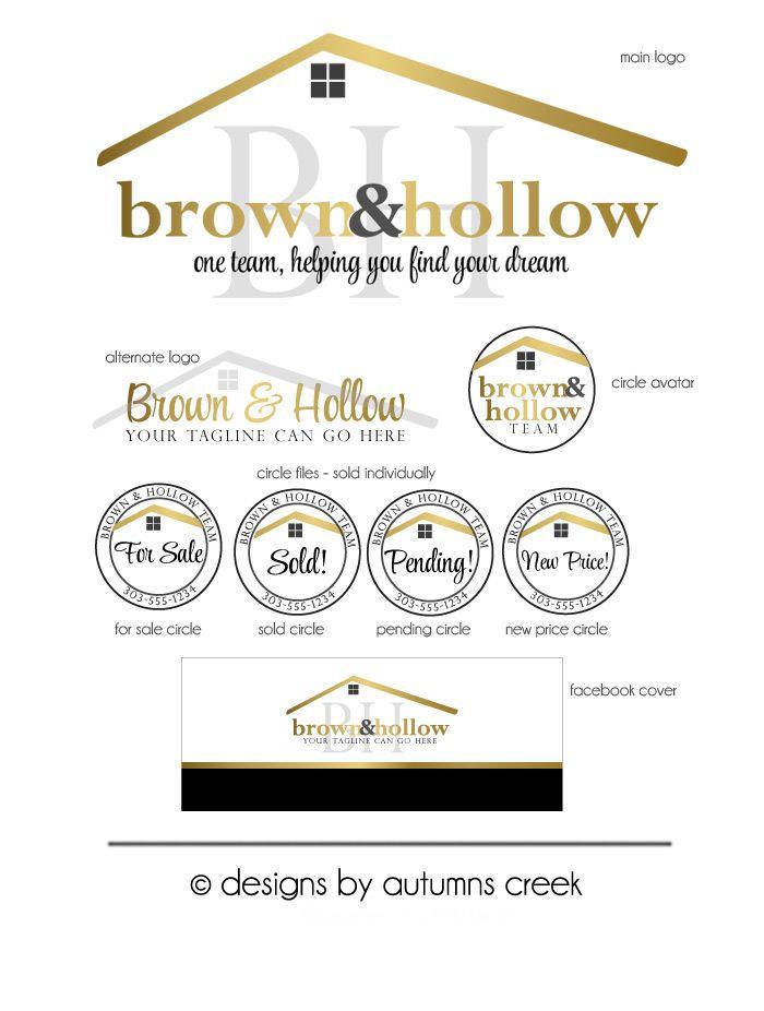 realtor logo | real estate logos | real estate business card ...