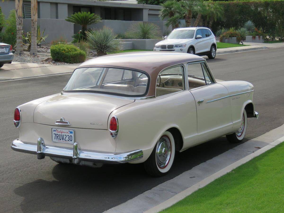1960 amc rambler american custom hot cars american motors classic cars pinterest