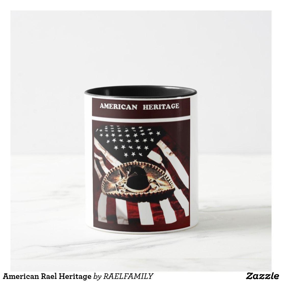 Sentimental Wedding Gift Ideas: American Rael Heritage Mug