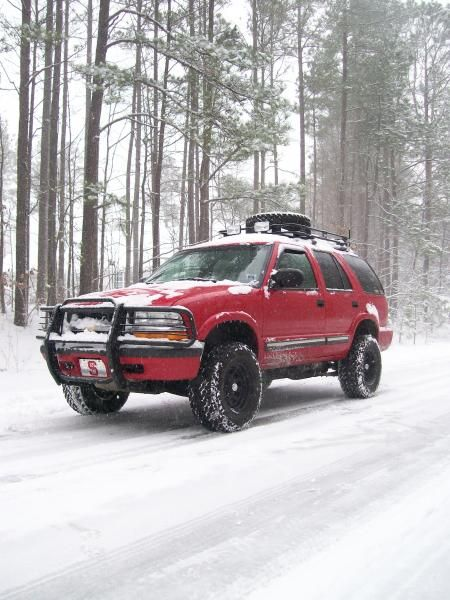 Cant Take Credit But Its Awesome Gmc Vehicles Blazer 4x4
