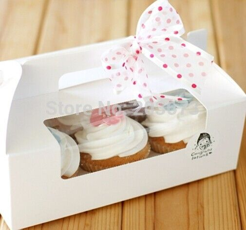 Decorative Bakery Boxes Interesting Cupcake Pack  Pesquisa Google  Cupcake Boxes And Packing Inspiration