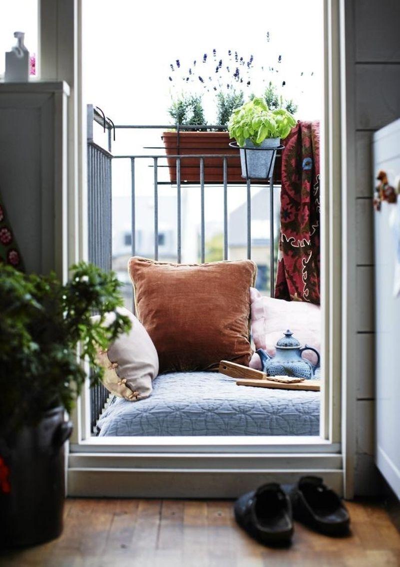 outfit per esterno | un balcone lungo e stretto 1 | Balcony ...
