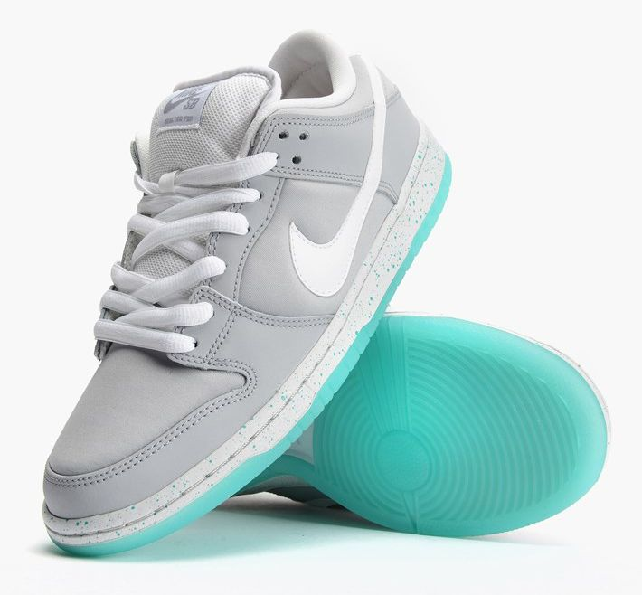 Nike MAG SB Dunk Low Back to the Future